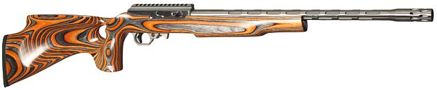 694 i fluted with orange thumbhole silhouette stock large forward blow comp